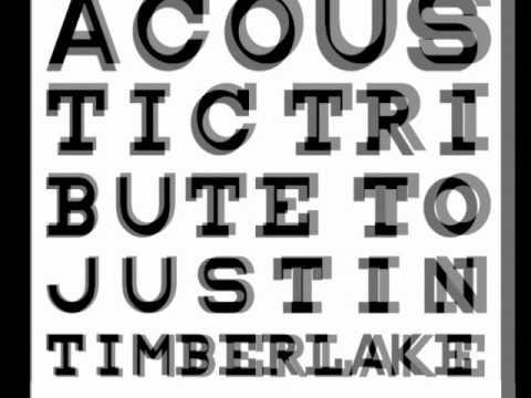 My Love - Justin Timberlake Acoustic Tribute