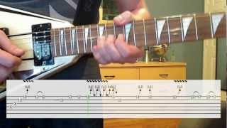Video Another Brick in the Wall Solo (Lesson & Cover) W/ TAB download MP3, 3GP, MP4, WEBM, AVI, FLV November 2018