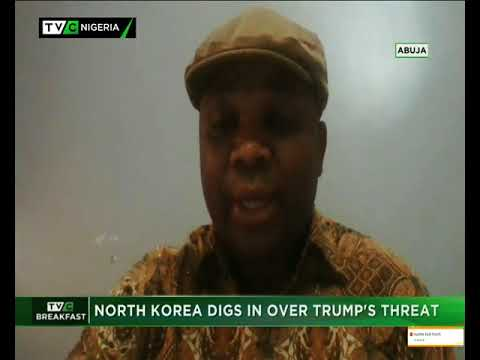 TVC Breakfast September 22nd | North Korea digs in over Trump's threat