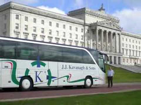 JJ Kavanagh & Sons Coach and Bus Hire Ireland