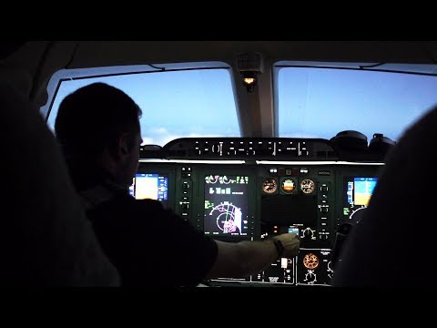 Being a Private Jet Pilot is AWESOME - Aviation Love Story