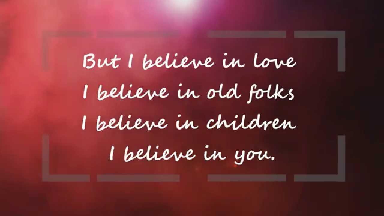 P!nk - I Don't Believe You Lyrics | MetroLyrics