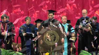 SP 2016 Graduation Ceremony - Kelce College of Business + College of Arts and Sciences