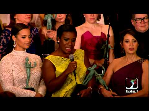 SAG Awards | Orange Is The New Black Press Room