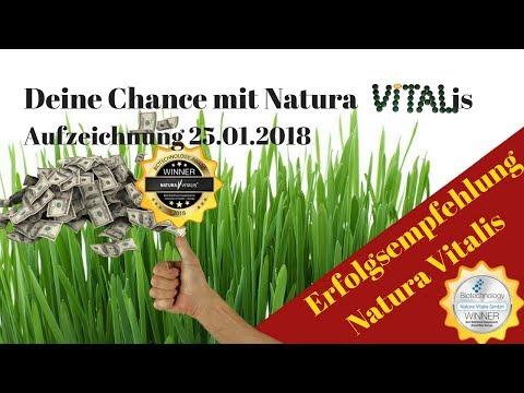 Natura Vitalis Erfahrung - [Video] Natura Vitalis Network Geschäftskonzept 25.1.2018 Natura Vitalis
