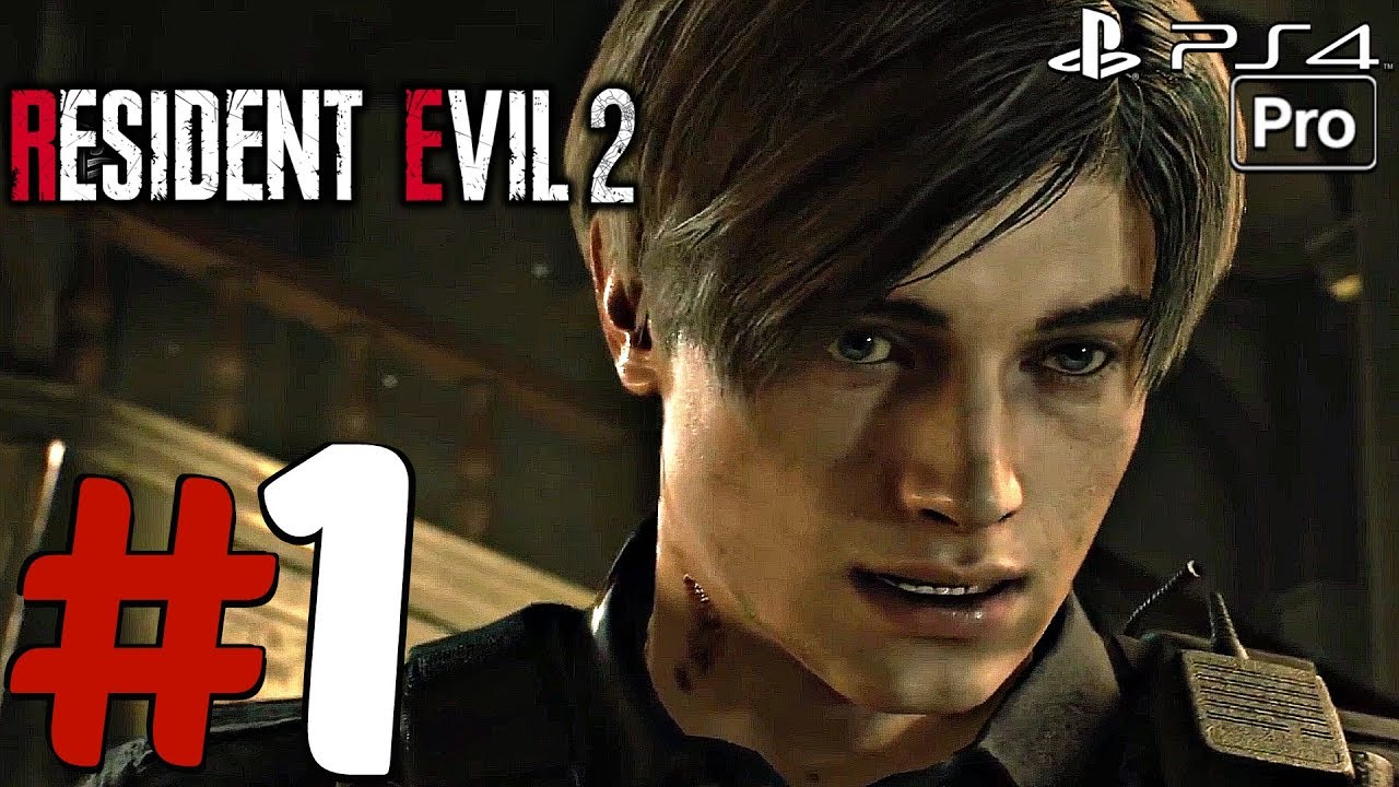 10 Minutes of Resident Evil 2 Gameplay With Developer Commentary