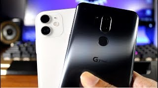IPhone 11 VS LG G7 Thinq: Would You Buy An Old Flagship Over The New IPhone 11?