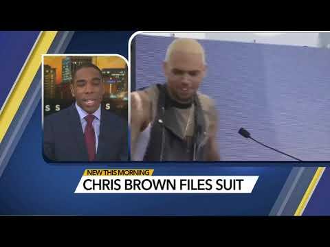 Chris Brown files defamation lawsuit against rape accuser Mp3
