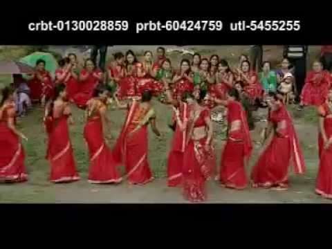 NEW NEPALI TEEJ SONG HE PYARI  UPLOAD BY YAMLA