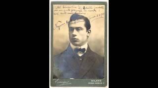 Meyerbeer - Les Huguenots - Bénédiction des poignards - Nazzareno de Angelis (1909)
