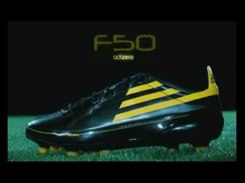 designer fashion 0be5e bb4bf Adidas F50 Publicidad Spot Velocidad para ganar la Copa del Rey Forlán (HQ)
