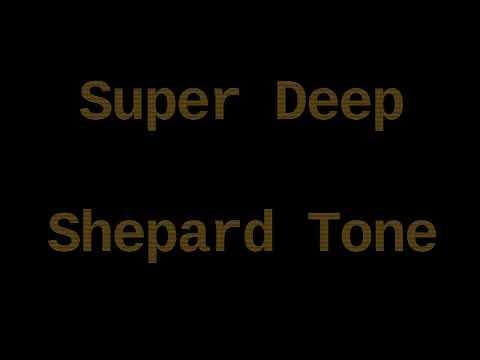 Super Deep Shepard Tone ( 6 Hours )