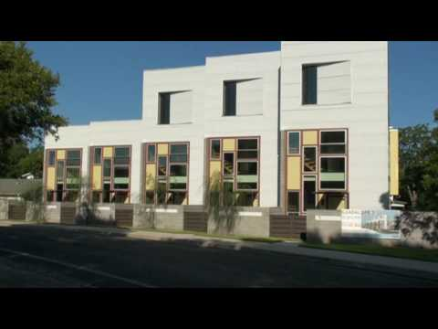 Guadalupe 5 Modern Homes For Sale Austin Tx Youtube