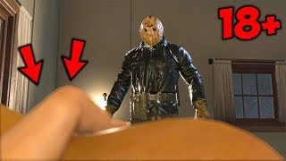 ДЖЕЙСОН ПОКАЗАЛ КАК НАДО ЗАНИМАТЬСЯ СЕКАСЁМ! (The Friday 13th: The Game)