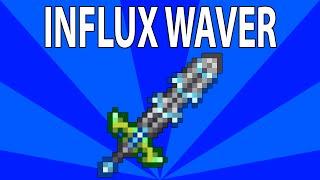 Poradnik Terraria 1.3 - Influx Waver (Martian Madness Drop) thumbnail