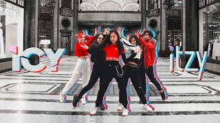 [KPOP IN PUBLIC] ITZY (있지) - ICY Dance Cover in ITALY by FEELERS