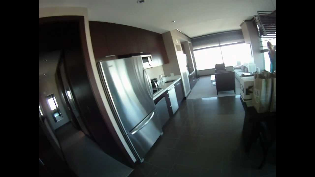 vdara 2 bedroom suite walk through top floor las vegas youtube