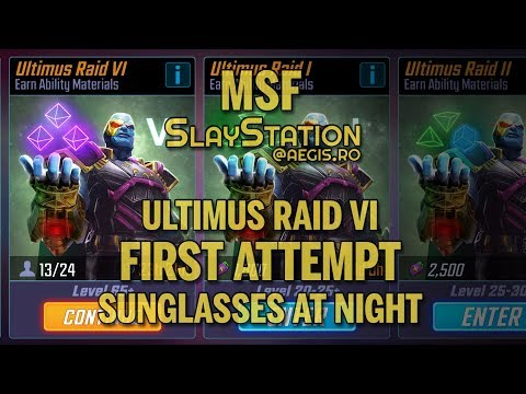 Ultimus Raid VI (Level 65 Raid Guide) | | Ægis