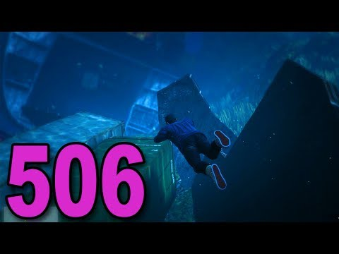 Grand Theft Auto 5 Multiplayer - Part 506 - UNDERWATER MISSION!