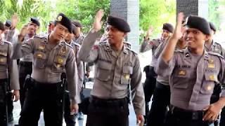 Goyang Polisi Kendal, Gemu Famire Polres Kendal [ Maumere ]