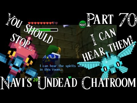 Level: Max - Navi's Undead Chatroom - Part 70 - Bottom of the Well - Let's Fail at LoZ Oot Mq!