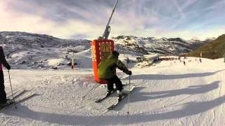 Val Thorens Ski Trip New Year 2016