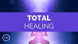 Total Healing (v.3) - Powerful Mind / Body Balance - Meditation Music - Binaural Beats