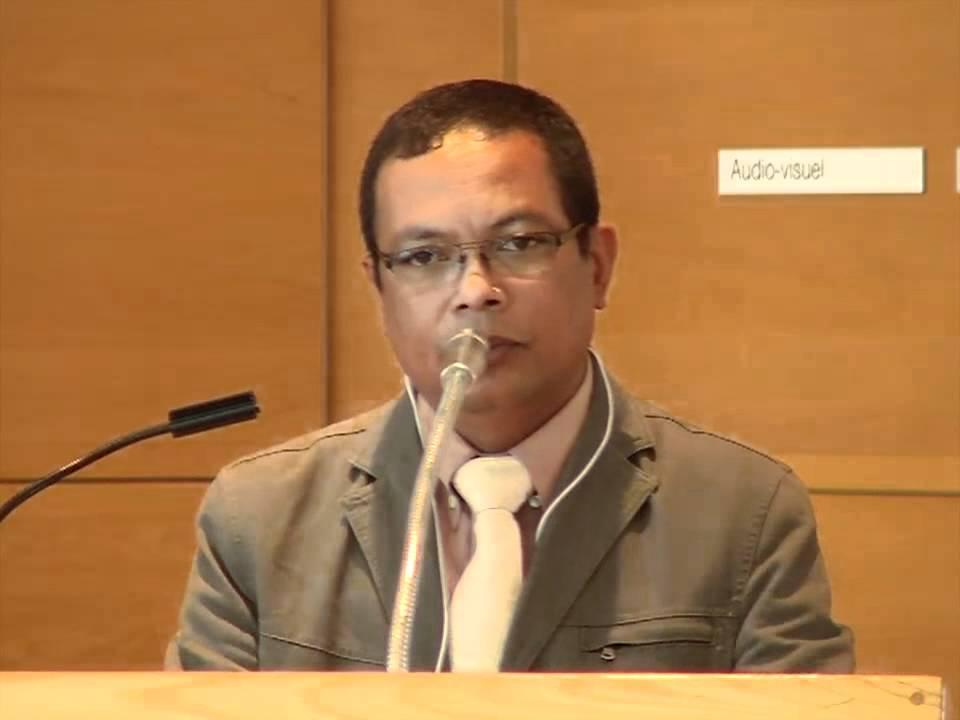 Bruno Ramamonjisoa - La REDD peut-elle renforcer l'efficacité de la gestion des forêts