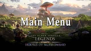 [Music] The Elder Scrolls Legends - Houses of Morrowind - Main Menu