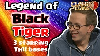 The Legend of BlackTiger | 3 Starring TH10 & TH11