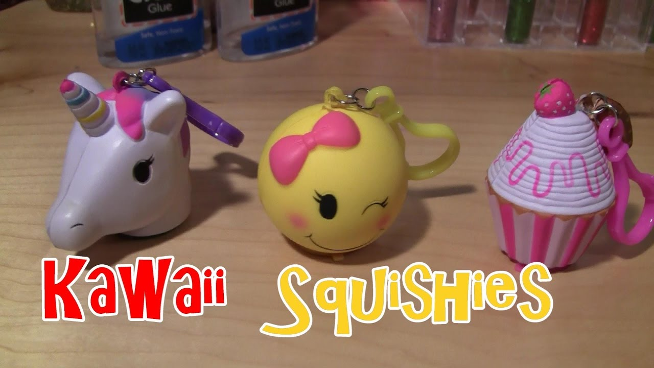SQUISHY PODS AT WALMART | Squishy Lip Balms | - YouTube