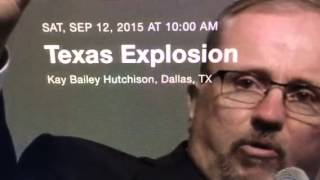 Texas Explosion Prophecy Conference Dallas Texas / Lansing Michigan / Hyman PA