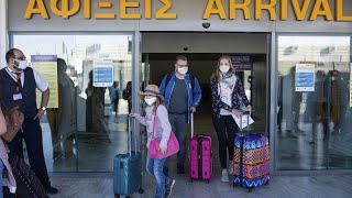 Туризм и коронавирус в Европе