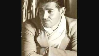 A Tribute To Clark Gable Thumbnail