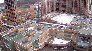 ЖК Новокосино 2. Корпус 12, 13. 2015.03.22(, 2015-03-22T21:10:49.000Z)