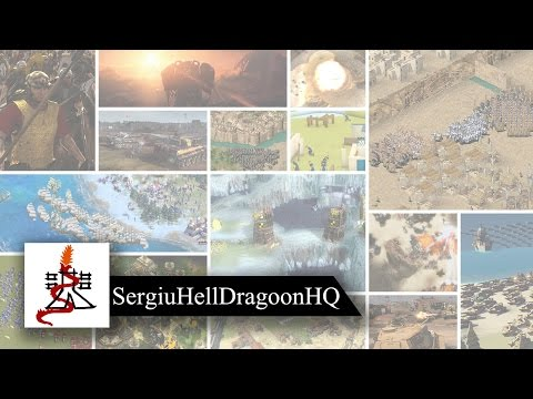 SergiuHellDragoonHQ's Channel Trailer [Dedicated to Real Time Strategy Games]