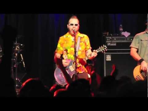Reel Big Fish - Where have you been (live) 2012