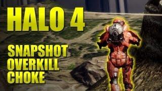 Halo 4 - painful cross-map noscope overkill choke!