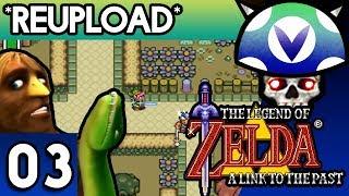 [Vinesauce] Joel - The Legend of Zelda: A Link to the Past ( Part 3 ) *Reupload*