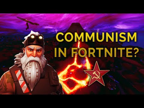 We Tried Installing Communism In Fortnite...