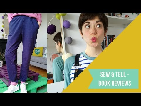 ✂ Sew & Tell: Book reviews: 'Stretch!' / 'Sew Your Own Activewear'