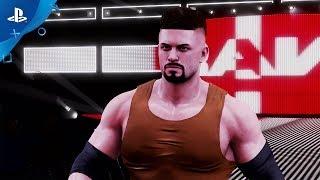 WWE 2K20 - MyCareer Trailer | PS4