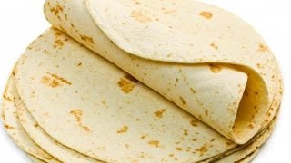 Si te përgaditim pita, tortilla, durum, sufllaqe, [ How to make flour tortilla , pita bread ]