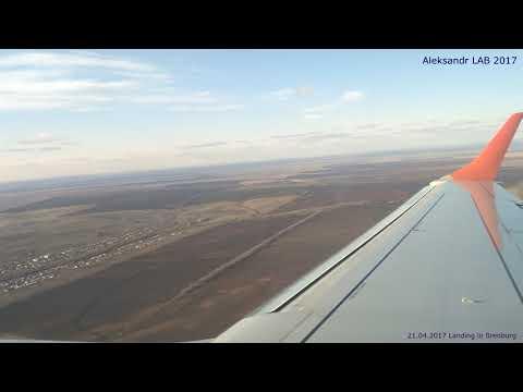 Orenburg Landing , Посадка в Оренбурге  2017 FHD