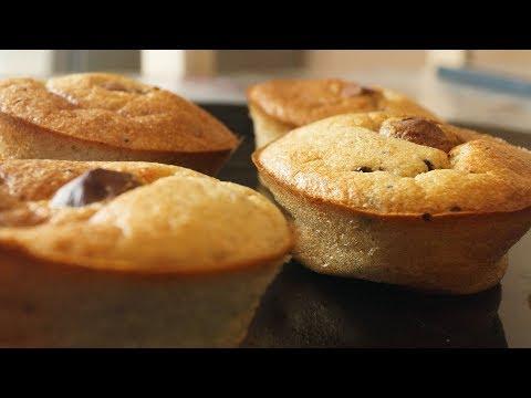muffins-diÉtÉtiques-a-la-vanille-&-pÉpites-de-chocolat---sans-sucre