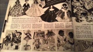Sears Catalog 1954 Part 3 Toys- including Roy Rogers, Disney and Howdy Doody Merchandise