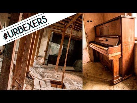 #URBEXERS 12. Díl - Opuštěný Mlýn