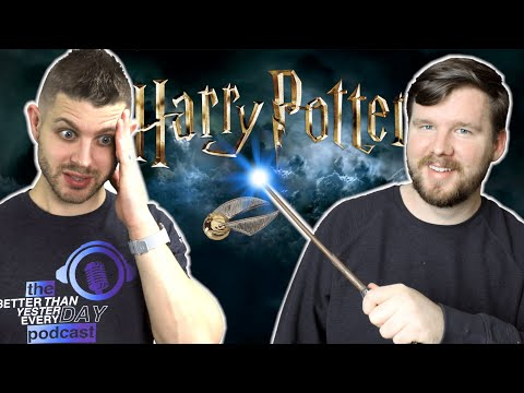 My Friend Watches EVERY Harry Potter Movie For The FIRST Time