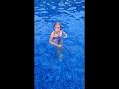 Muchacha's World: Swimming lessons by Muchacha