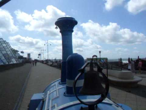 Scheveningen Express: Andrew's life in The Hague
